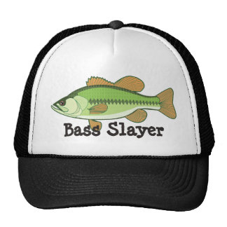 """Bass Slayer"" Trucker Hat"