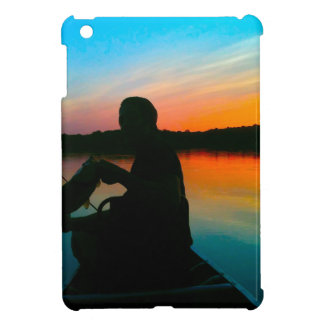 Bass Sunset iPad Mini Covers