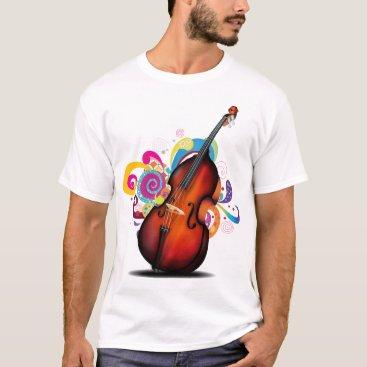 bartonleclaydesign Bass T-Shirt