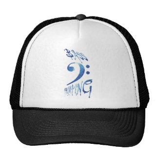 Bass Thumping Trucker Hat