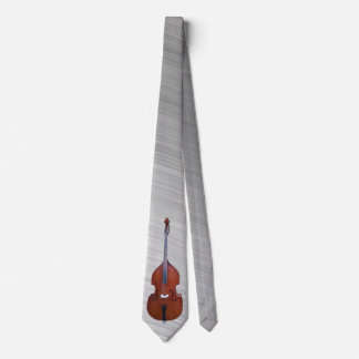 BASS -TIE-ON BRUSHED PEWER TIE