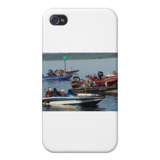 Bass Tournament iPhone 4 Cover