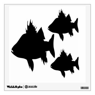 Bass Wall Sticker
