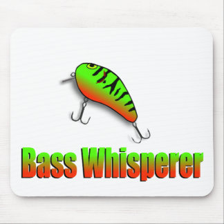 Bass Whisperer Mouse Pad