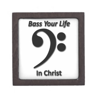 Bass Your Life In Christ Premium Gift Boxes