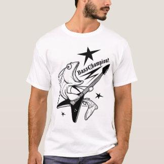 ¡BassChampion! Camiseta