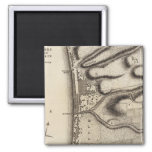 Basse Terre 2 Inch Square Magnet