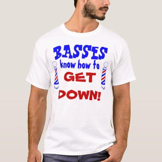 Basses T-Shirt