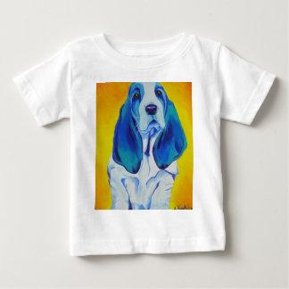Basset #1 baby T-Shirt