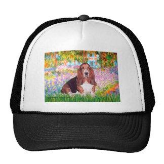 Basset 1 - Garden Trucker Hat
