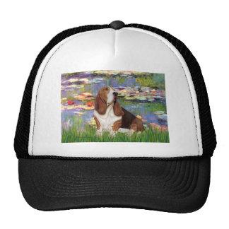 Basset 2 - Lilies 2 Trucker Hat