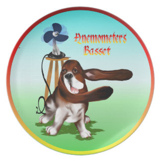 Basset Anemometers Plate