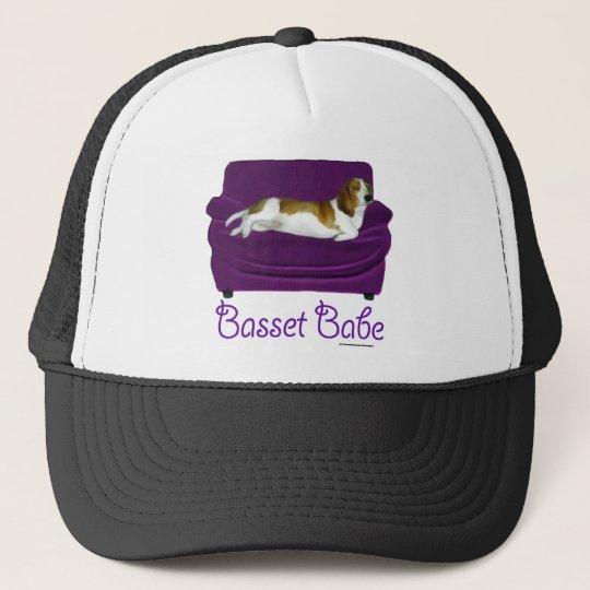 Basset Babe Trucker Hat