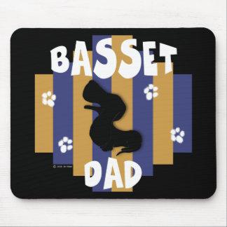 Basset Dad Mousepad