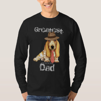 Basset Dad T-Shirt