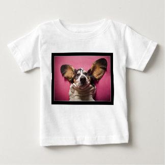 Basset face Toddler shirt
