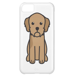 Basset Fauve de Bretagne Dog Cartoon iPhone 5C Covers