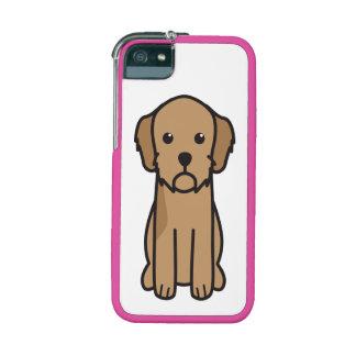 Basset Fauve de Bretagne Dog Cartoon iPhone 5 Cover