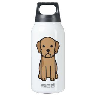Basset Fauve de Bretagne Dog Cartoon SIGG Thermo 0.3L Insulated Bottle