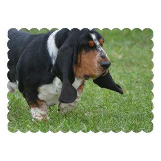 basset-hound-19.jpg personalized announcement