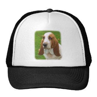Basset Hound 8K92D-07_2 Hat