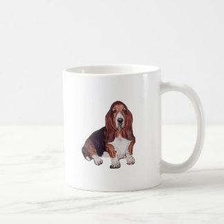 Basset Hound (A) Mugs