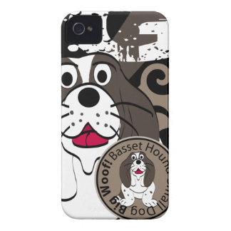 Basset Hound Blackberry Case
