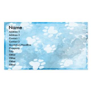 Basset Hound Business Cards