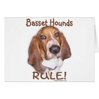 Basset Hound Cards
