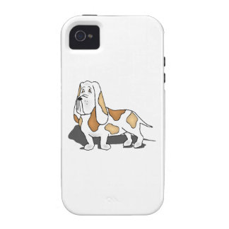 Basset Hound iPhone 4/4S Cover