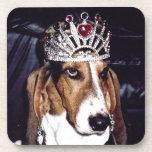 Basset Hound Coaster Set of 6