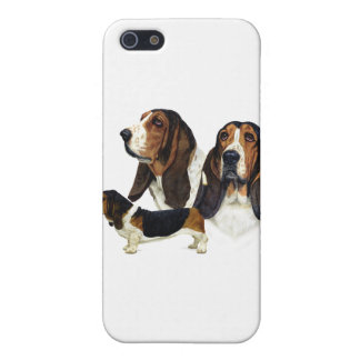 Basset Hound Covers For iPhone 5