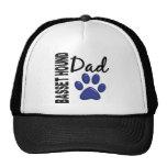 Basset Hound Dad 2 Hat