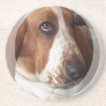 "Basset Hound Dog Coasters<br><div class=""desc"">Basset hound dog coasters.</div>"