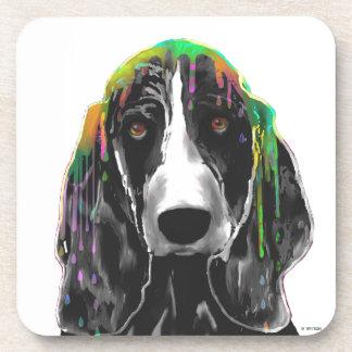 BASSET HOUND DOG - Coasters