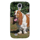 Basset Hound dog cute samsung galaxy s4 case,