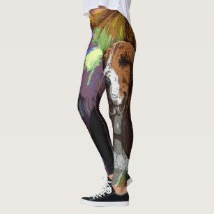 bb3c31a052a713 Women's Waist Leggings | Zazzle