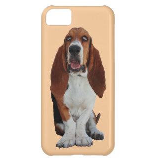 Basset Hound dog photo iphone 5c case mate
