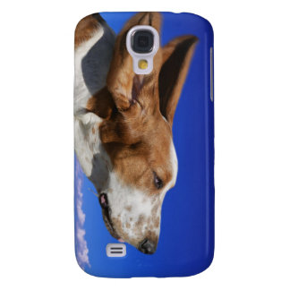 Basset Hound Ears Flapping iPhone 3 Case