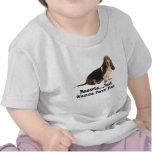 Basset Hound Fun Loving Toddler Unisex Shirt