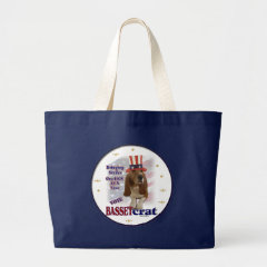 Basset Hound Gifts bag