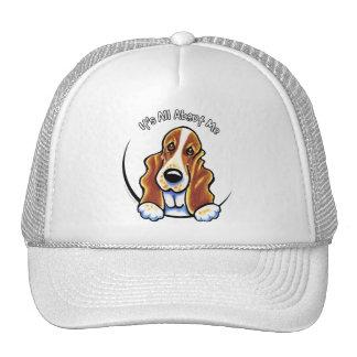 Basset Hound IAAM Trucker Hat