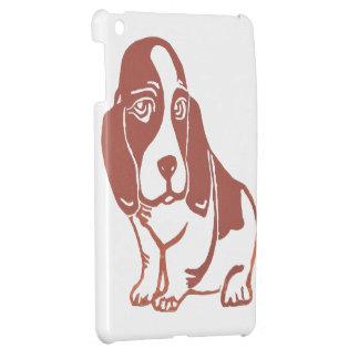 Basset Hound iPad Case