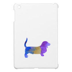 Basset Hound iPad Mini Case
