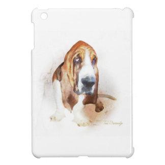 Basset Hound iPad Mini Protectores