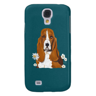 Basset Hound iPhone 3 case