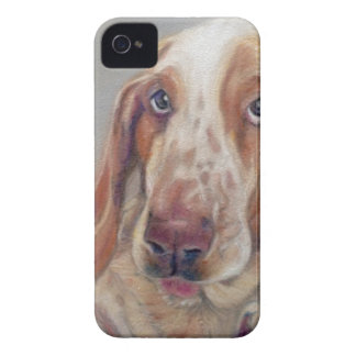 Basset hound iPhone 4 Case-Mate case