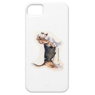 Basset Hound iPhone 5 Cases