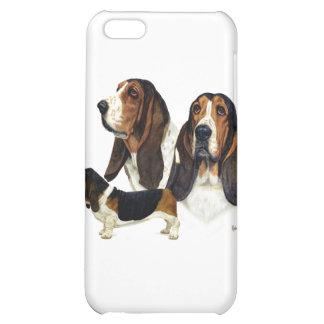 Basset Hound iPhone 5C Covers