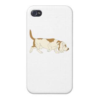 Basset Hound iPhone 4/4S Case